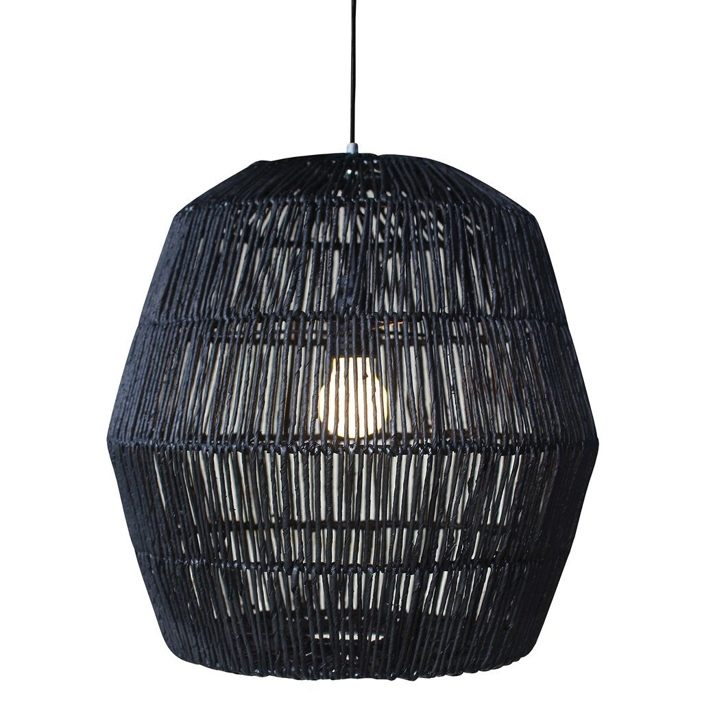 PHILLIPI PENDANT LIGHT - BLACK