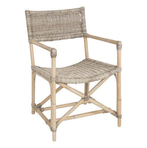 SAFARI ARM CHAIR | NATURAL