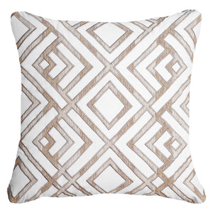 SHOOWA ARROW CUSHION - WHITE