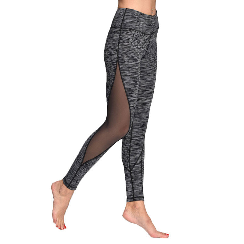 Women's Mesh Fitness Leggings