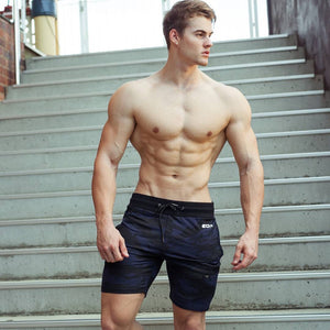 Men's Cotton Workout Casual Shorts