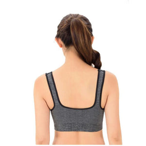 Women's Padded Push Up Sports Bra