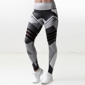 Women's Yoga Pants with Designs