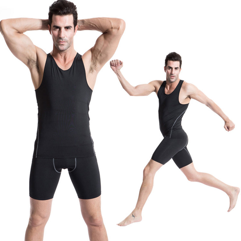 Men's Breathable Quick Dry Tank Top
