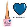 Moolala™ 2 STEP GEL - #10 MONDAY BLUES