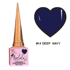 Moolala™ 2 STEP GEL - #14 DEEP NAVY