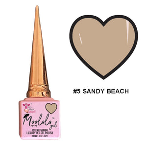Moolala™ 2 STEP GEL - #5 SANDY BEACH