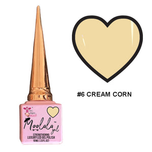 Moolala™ 2 STEP GEL - #6 CREAM CORN