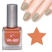 Nail art polish 15 ml SALMON
