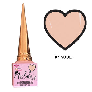 Moolala™ 2 STEP GEL - #7 NUDE
