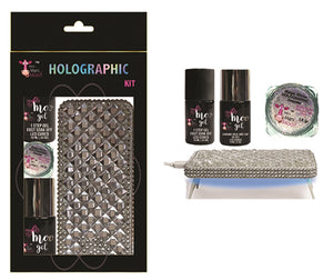 DELUXE HOLOGRAPHIC KIT