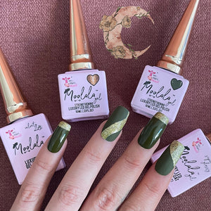 Moolala™ 2 STEP GEL - #19 ARMY GREEN