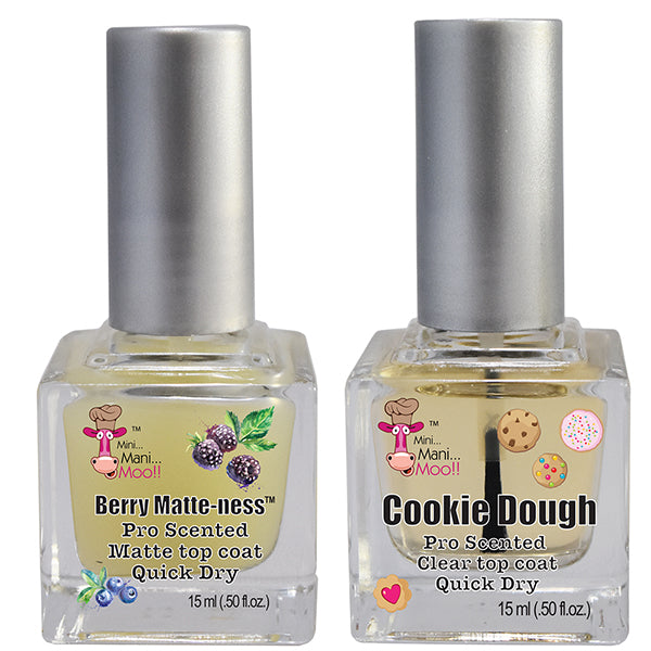 Delicious top coat duo