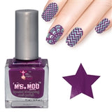 Nail art polish 15 ml GRAPE