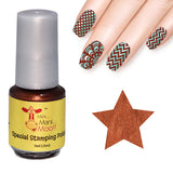 Nail art polish 5 ml COPPER