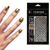 DELUXE GOLD CHROME NAILS KIT