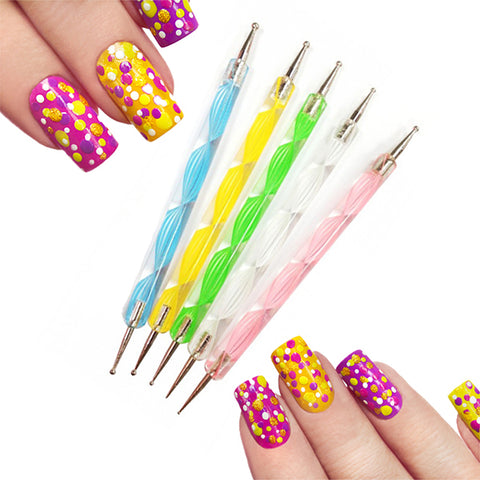Luxury Dotting tools 5 pc