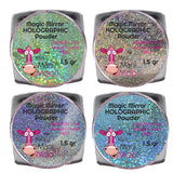 Magic Mirror 4 SET bundle holographic powders