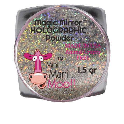 MOO GEL CHROME TOP COAT NON WIPE-NON CLEANSE