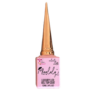 Moolala™ Velvety Matte Gel Top coat