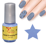 Nail art polish 5 ml PASTEL BLUE