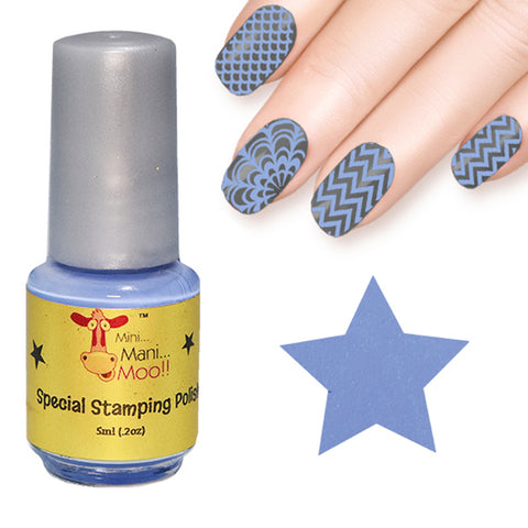 Nail art polish 5 ml AQUA