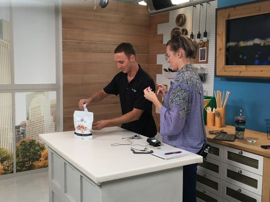Brandini Toffee on HSN