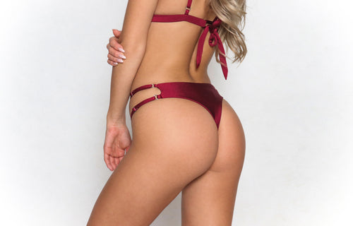 Alexa Thong Bottom Wine