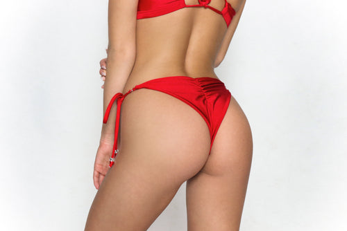 Hana Bottom Red