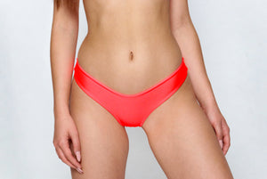 Viktorie Bottom Neon Orange