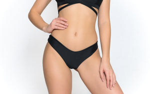Viktorie Bottom Black