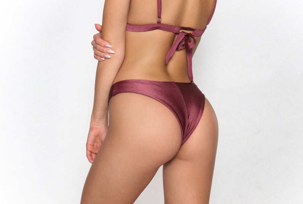Viktorie Bottom Purple