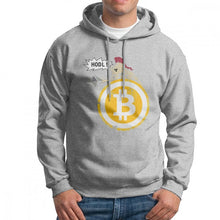 Bitcoin HODL Your Cryptos Cryptocurrency Man Sweatshirt Amazing Pure Cotton Hoodies Graphic Hooded Tops  - Crypto Kicks