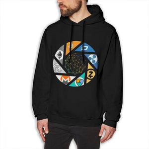 Unisex Bitcoin Hoodies Novelty Summer For Boy  Casual New Arrival Hot sale  - Crypto Kicks