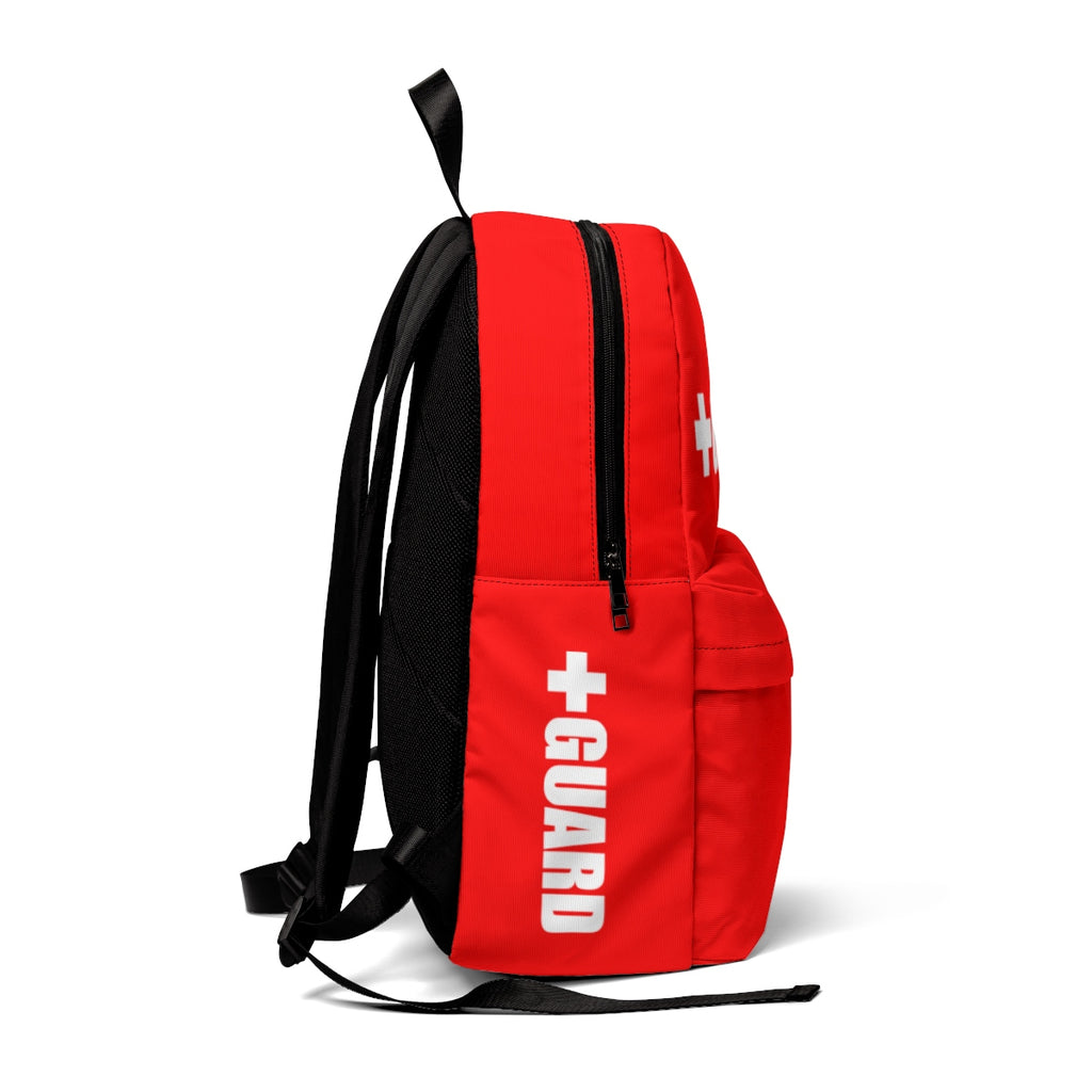 Lifeguard Unisex Classic Backpack - BLARIX