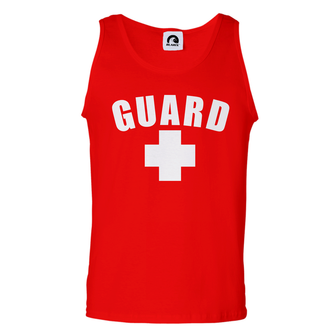 Lifeguard Tank Top - BLARIX