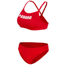 Lifeguard Swimsuit 2 Piece Thin Strap - BLARIX