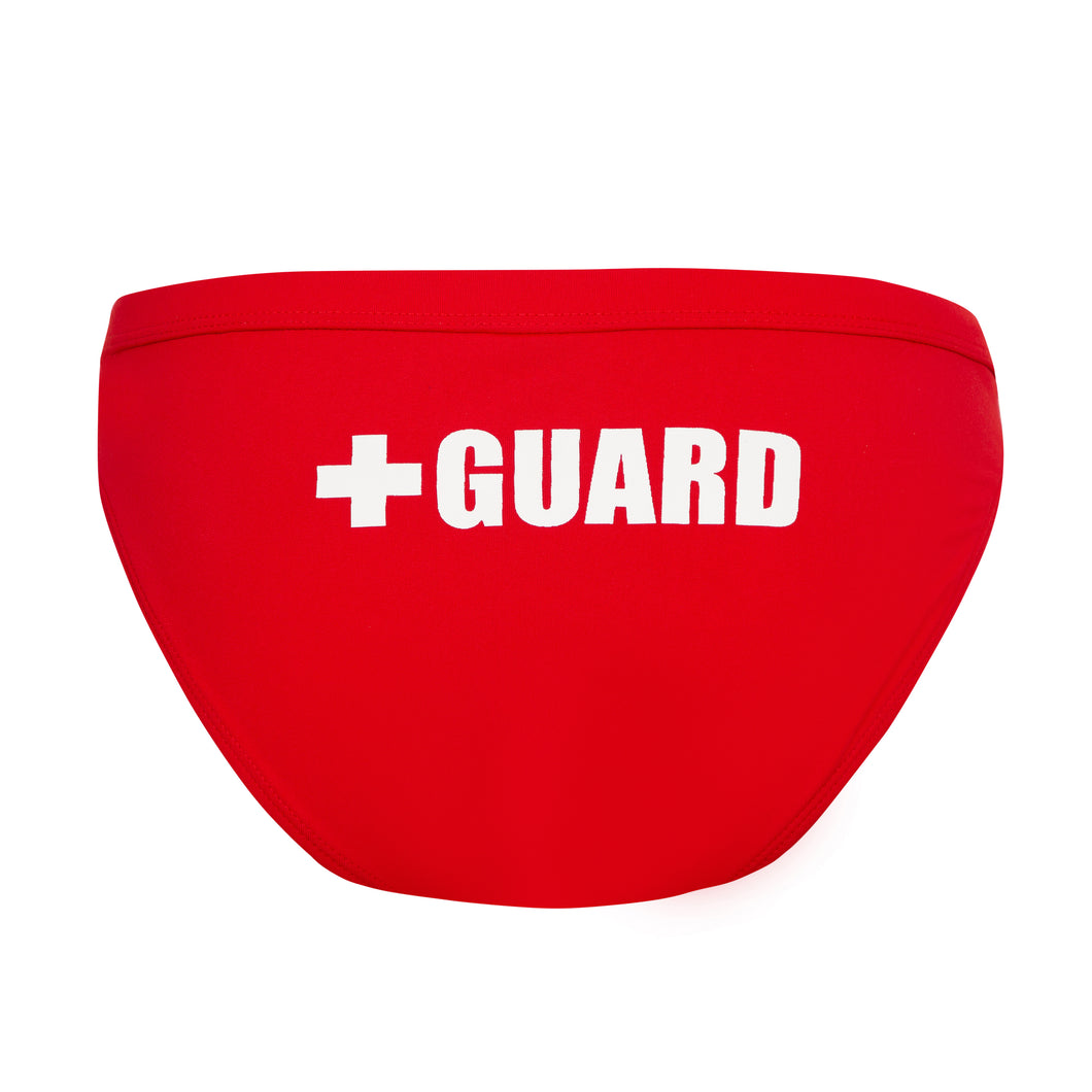 Lifeguard Swimsuit Hipster Bottom - BLARIX