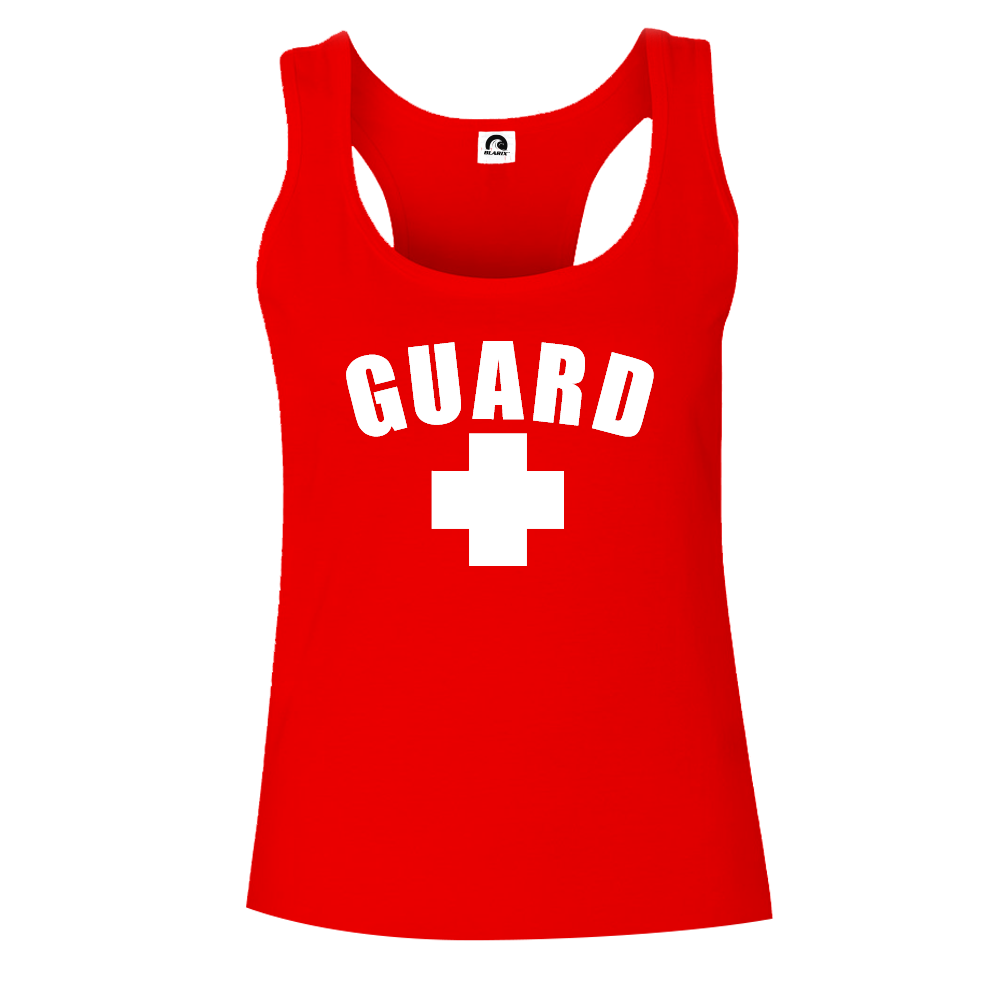 Lifeguard Women's Racerback Tank Top - BLARIX