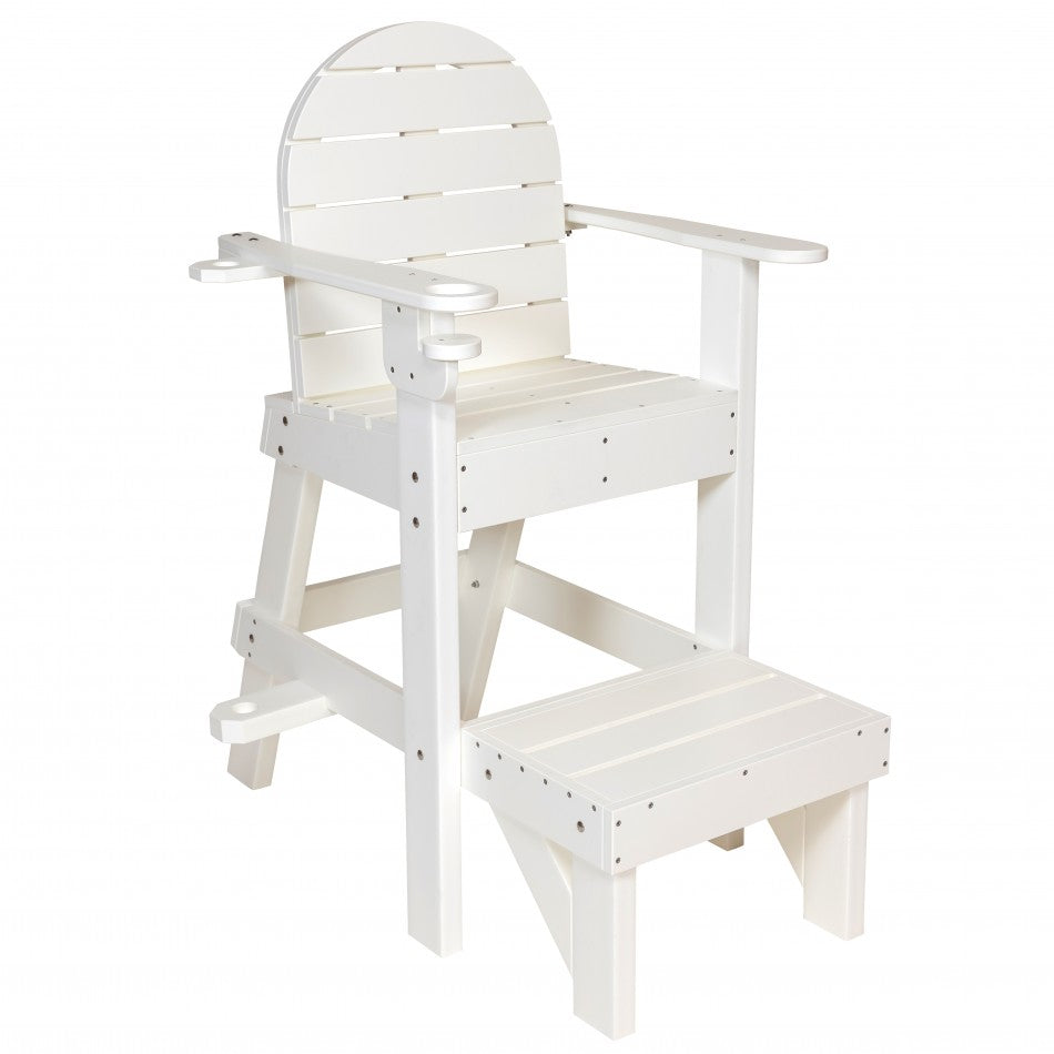 Lifeguard Chair 30 Inch w/Platform