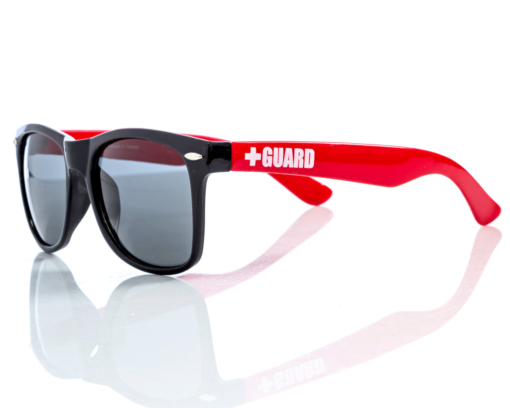 Lifeguard Polarized Sunglasses - BLARIX