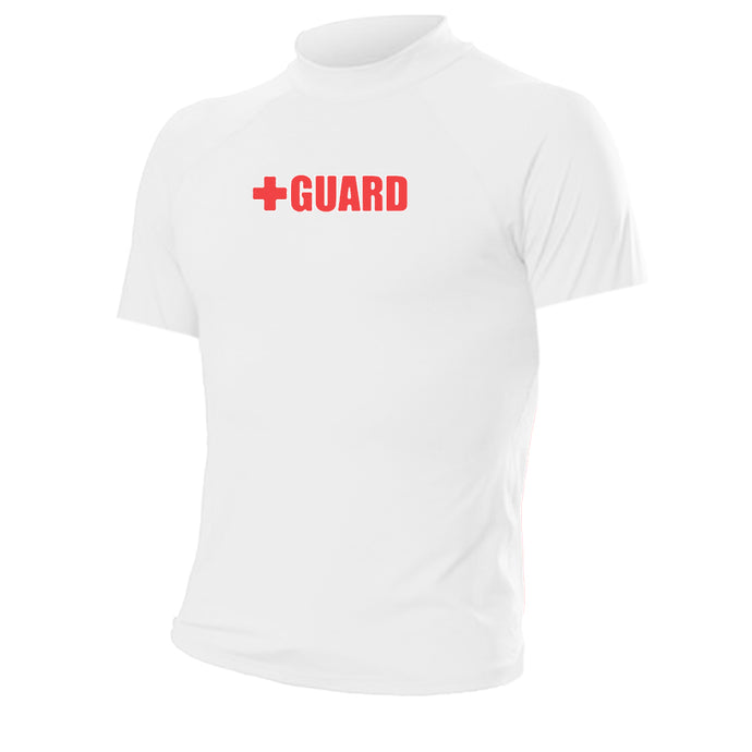 Lifeguard Rashguard Short Sleeve - BLARIX