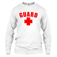 Lifeguard Long Sleeve T-Shirt - BLARIX
