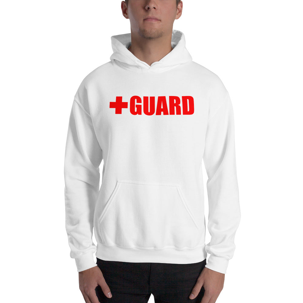 Lifeguard Hooded Sweatshirt - BLARIX