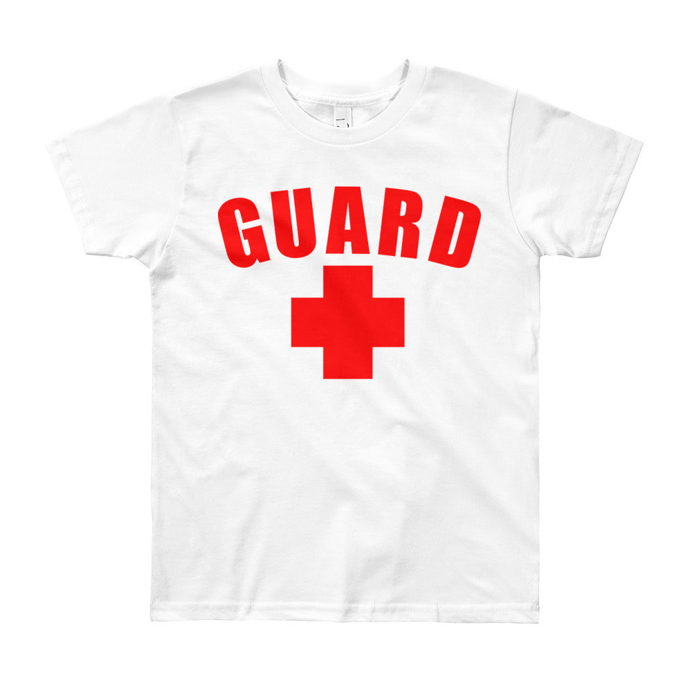 Lifeguard Youth Short Sleeve T-Shirt - BLARIX