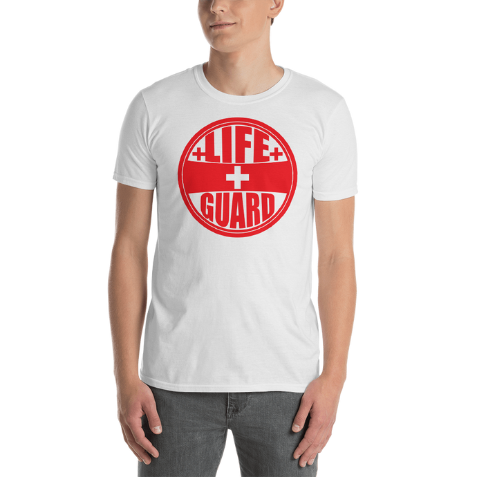 Lifeguard Casual Short-Sleeve Unisex T-Shirt - BLARIX