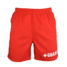 Lifeguard Men's Volley Swim Trunks - BLARIX