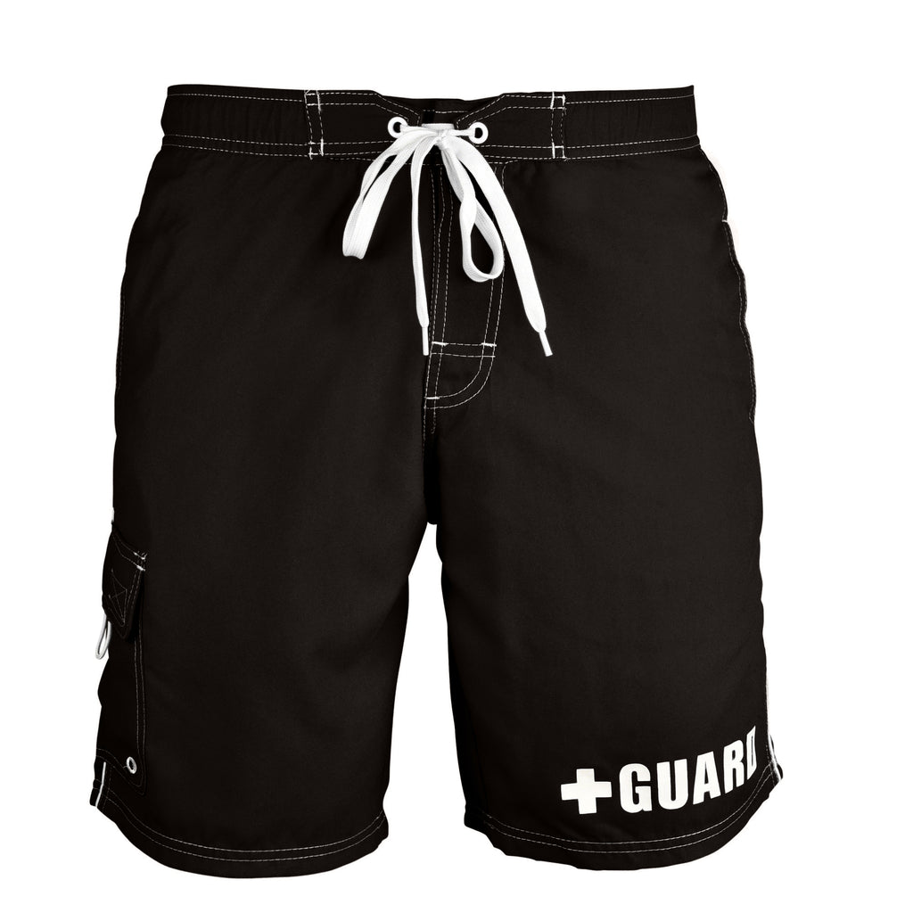 Lifeguard Men's Swim Trunks - BLARIX