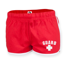 Lifeguard Women's Shorts - BLARIX