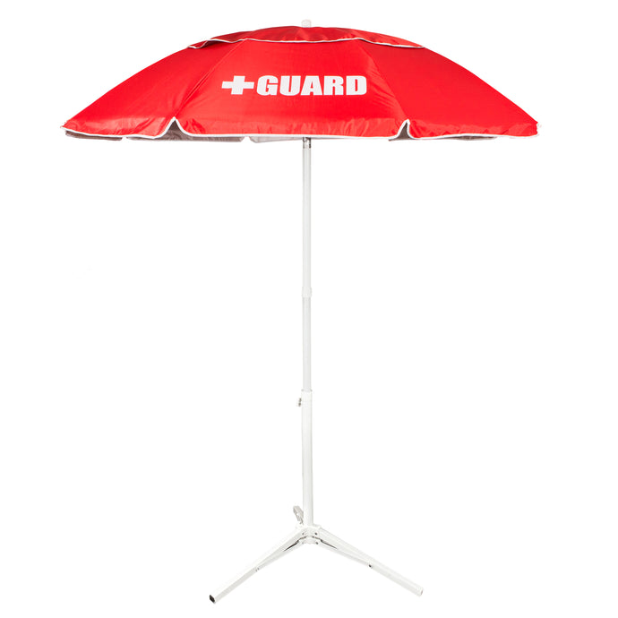Lifeguard Solar Umbrella - 6'